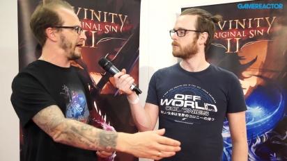 Divinity: Original Sin II - David Walgrave Interview