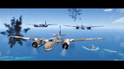 World of Warplanes - Update 2.0 Trailer