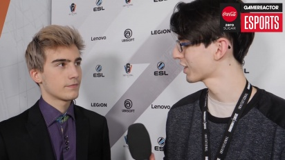 Six Invitational 2018 - FoxA Interview