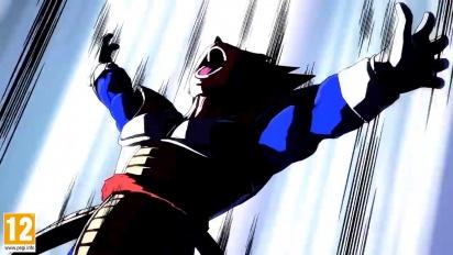 Dragon Ball FighterZ - Base Vegeta Character Intro