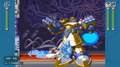 Mega Man X Legacy Collection 1 & 2 - Launch Trailer