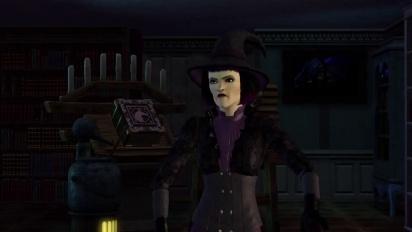 The Sims 3: Supernatural - Announcement Trailer