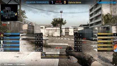 CS:GO S2 - Div 8 Round 1 - Kahvia Tänne vs Oldboys Academy - Cache