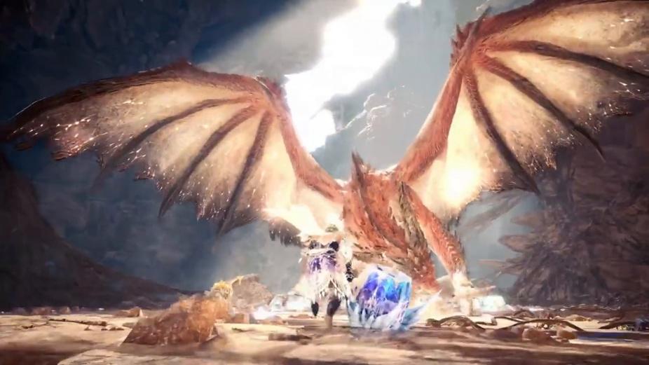 Monster Hunter World Iceborne Gamereactor Uk