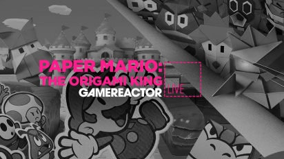 Paper Mario: The Origami King - Livestream Replay