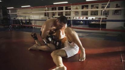 UFC Personal Trainer - Coaches Trailer