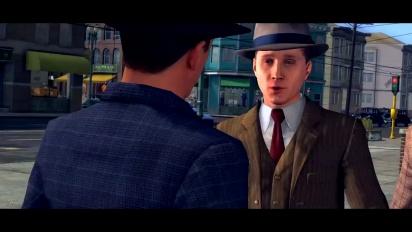 L.A. Noire - Launch Trailer