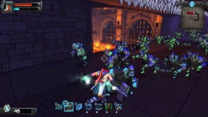 Orcs Must Die - Wind Belt Spotlight