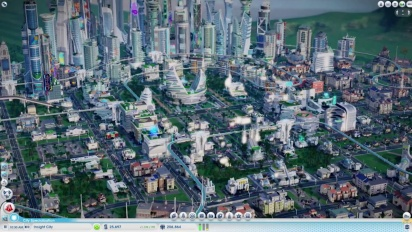 SimCity - Cities of Tomorrow Producer Walkthrough