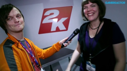 E3 2014: Civilization: Beyond Earth - Lena Brenk Interview