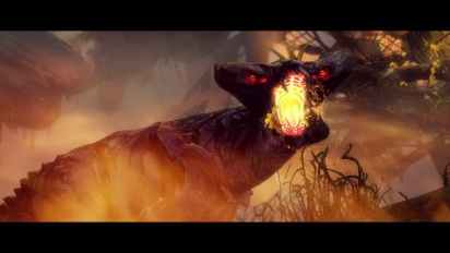 Guild Wars 2 - Heart of Thorns Expansion Trailer
