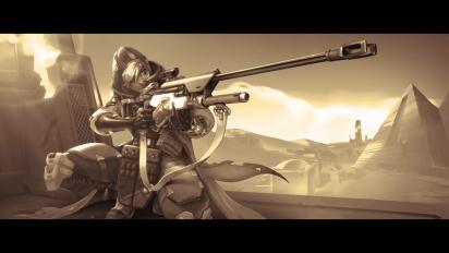 Overwatch - Ana Origin Story Trailer