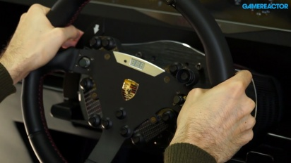 Assetto Corsa: Porsche Pack - Thomas Jackermeier Fanatec Interview