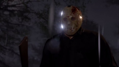 Friday the 13th: The Game - Jason IV and Jarvis Map Coming Friday the 13th!