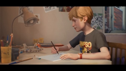 The Awesome Adventure of Captain Spirit - E3 2018 Announcement Trailer