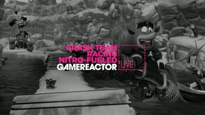 Crash Team Racing Nitro-Fueled - Livestream Replay