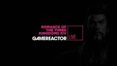Romance of the Three Kingdoms XIV - Livestream Replay