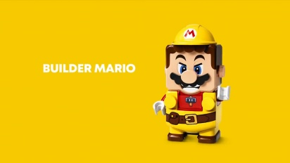 LEGO Super Mario - Power-Up Packs!