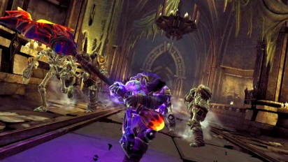 Darksiders II - Know Death Gameplay Trailer