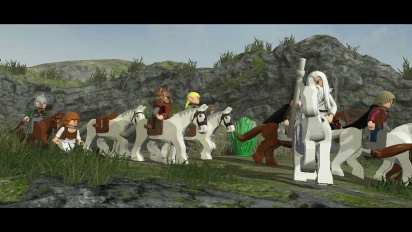 Lego Lord of the Rings - Developer Diary #1: Recreating Middle-earth