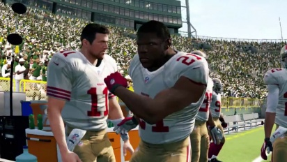Madden NFL 13 - Best Team to Use Trailer