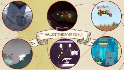 Indie Royale - Valentines Bundle 2.0 Trailer