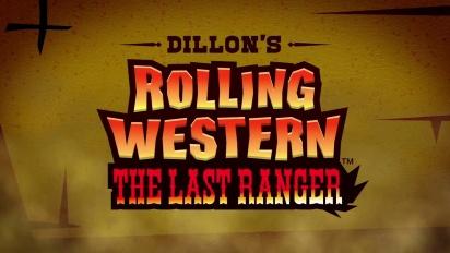 Dillon's Rolling Western - The Last Ranger Trailer