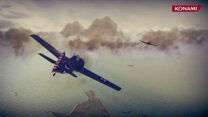 Birds of Steel - Reveal trailer