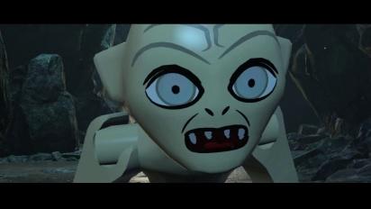Lego The Hobbit - Announcement Trailer