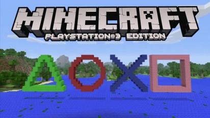 Minecraft: PS3 Edition Trailer