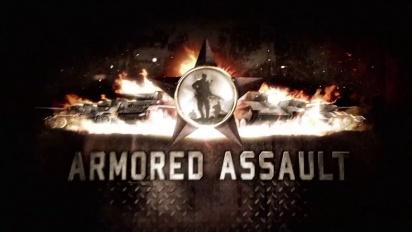 Rising Storm - Armored Assault Free DLC Trailer