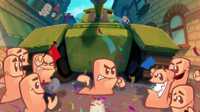 Worms WMD - Announcement Trailer