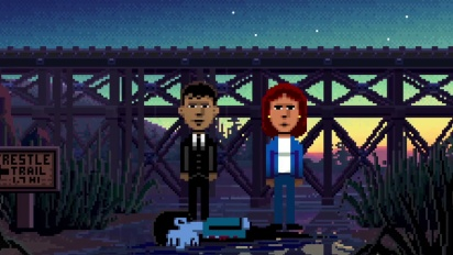 Thimbleweed Park - Xbox One Gamescom 2015 Trailer