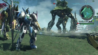 Xenoblade Chronicles X Survival Guide: Large Skell Combat