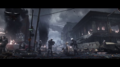 Homefront: The Revolution - America Has Fallen Trailer
