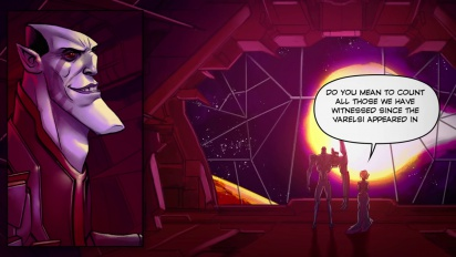 Battleborn Motion Comic: Chapter 1, Running The Numbers