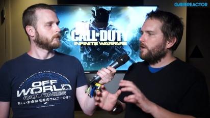Call of Duty: Infinite Warfare - Jack O'Hara Interview