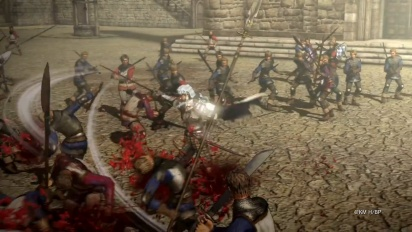 Berserk and the Band of the Hawk - Tokyo Game Show Trailer
