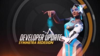 Overwatch - Developer Update: Symmetra Redesign