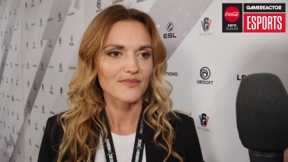 Six Invitational 2018 - Patricia Summersett Interview