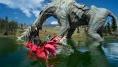 Final Fantasy XV: Windows Edition - Chocobo Walk on Duscae Gameplay