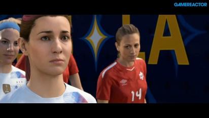 FIFA 19 - Kim's Journey Gameplay