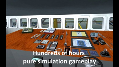Ship Simulator Extremes - Announcement Trailer