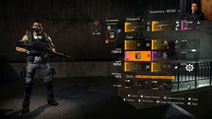 The Division 2 - Dark Zones and Conflict Livestream Replay