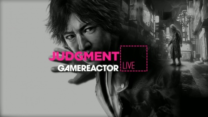 Judgment - Livestream Replay