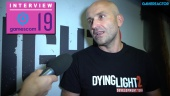 Dying Light 2 - Tymon Smektala Interview