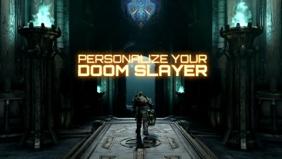 Doom Eternal - Personalize Your DOOM Slayer