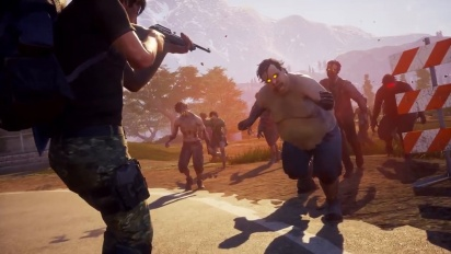 State of Decay 2: Update 25 - Plague Territory
