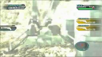 TGS Time Crisis 4 - Bugs