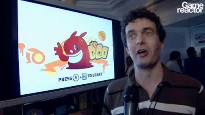 E3 de Blob interview